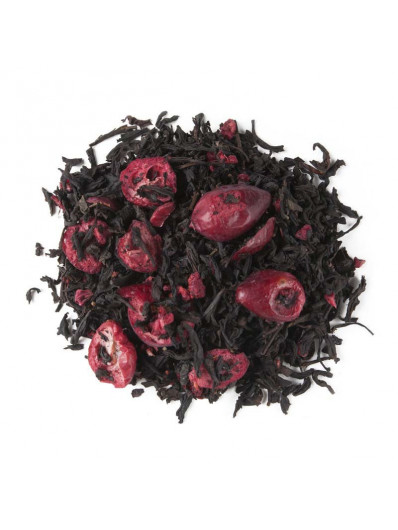 Té Negro Frutos Rojos