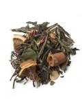 Thé vert et de Blanc Andalou