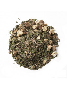 Infusion of Mint, Licorice and Anise