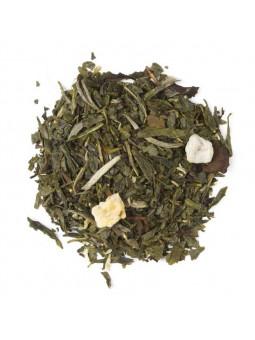 Té Verde y Blanco Sorbete de Mango Ecológico