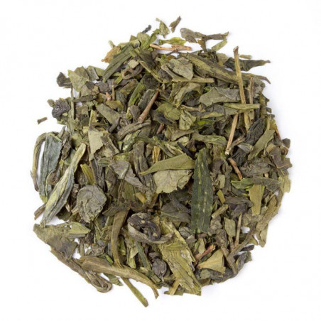 Té Verde China Lung Ching Eco