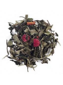 Weißer Tee Pai Mu Tan Erdbeere
