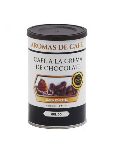 Café a la Crema de Chocolate