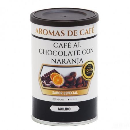Café con Chocolate y Naranja