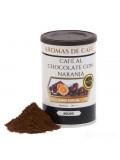 Cafè amb Xocolata i Taronja