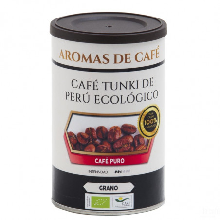 Café Tunki de Perú Ecológico