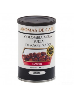 Decaffeinated Coffee Colombia Water Switzerland