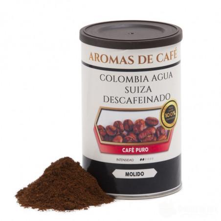 Café Descafeinado Colombia Agua Suiza