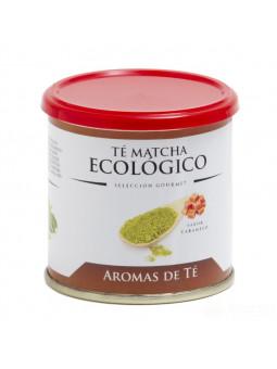 Matcha thé Bio saveur caramel