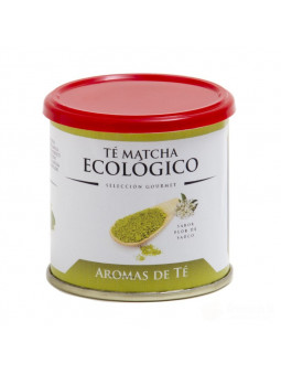 Matcha Eco-friendly gusto flor de un ancián