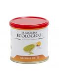 Le Matcha, le thé est Bio saveur d'orange