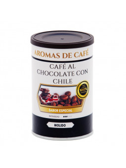 Kaffee, Chili und Schokolade