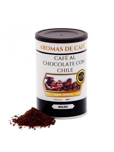 Café de Chili y Chocolate