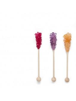 Pack de sucre cristal·litzat de sabors