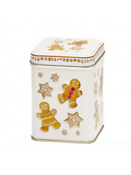 Tin Biscuits de Noël-25 grammes