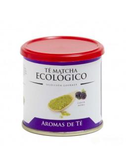 Té Matcha Ecológico sabor a mora 30 grs.