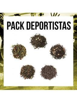 Pack Deportistas