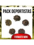 Mini Pack Tés   Para Deportistas