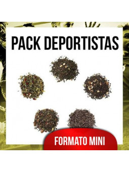Mini Pack Deportistas