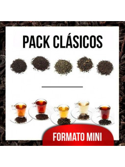 Mini Pack Clásicos