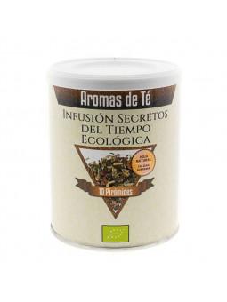 Infusión Secretos del Tiempo Ecológica en pirámides