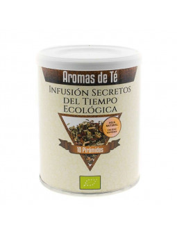 Infusion Secrets of the Time Ecological pyramids