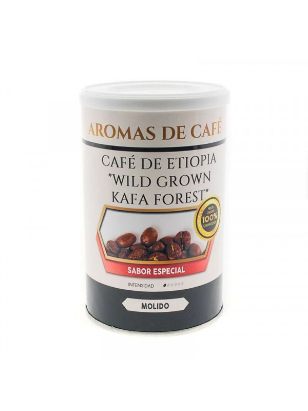 Café Etiopía 'Wild Grown Kafa Forest'
