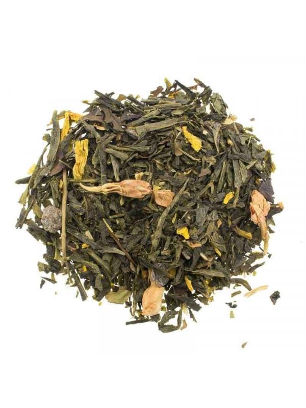 Le thé jaune Soupirs de l'Aube