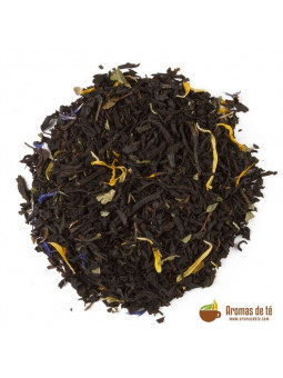Black Tea Tropical Green