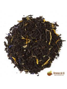 Tè Nero Verde Tropicale