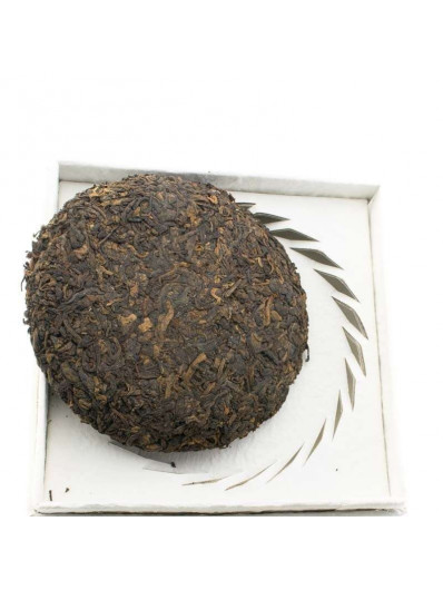 Torta de Pu Erh Ecológica