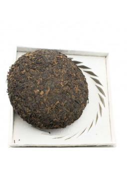 Cake of Pu-Erh Organic