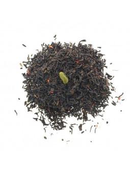 Schwarzer Tee Pistazien