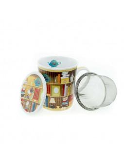 Tisanera Magic Library