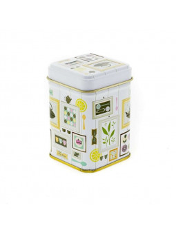 Lata Accesorios Tea 25 grs