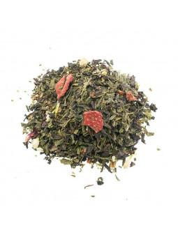 Tè rosso e Tè Verde Detox