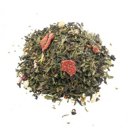Té Rojo y Té Verde Detox