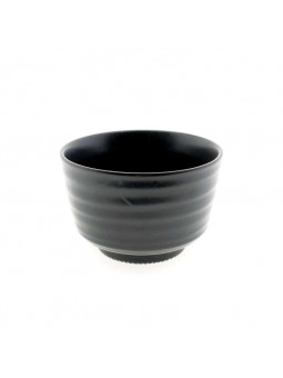 Bowl for matcha tea black