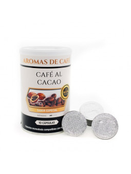 Capsules de café de cacao compatibles avec Nespresso