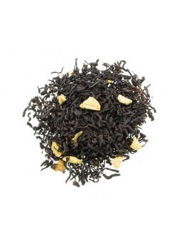 Thé rouge Pu-Erh thé, de Citron et de la Cannelle