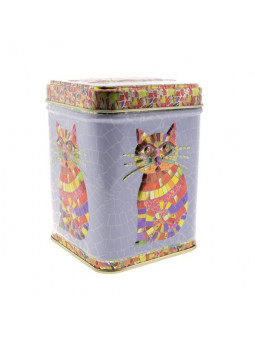 Tin Cat Arlequin 100 grammes