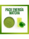 Paquet d'energia Matcha