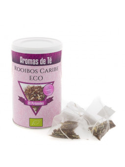 Tea in pyramids Rooibos Caribbean Eco