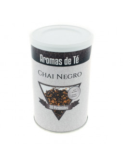 Pyramides De Thé Chai Noir