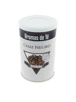 Pirámides de Té Chai Negro