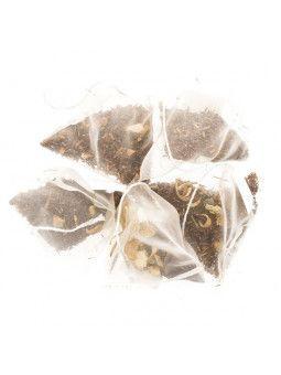 Té en pirámides Rooibos Delicias de Chocolate