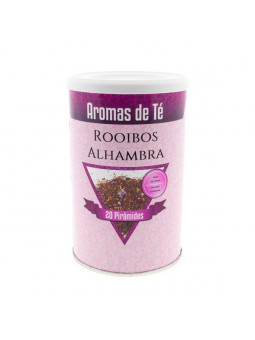 Tea in pyramids Rooibos Alhambra