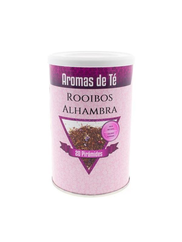 Te en piràmides Rooibos Alhambra