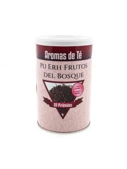 Tè in piramidi Pu Erh Frutti di Bosco