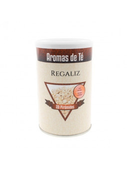 Infusion in pyramids Licorice